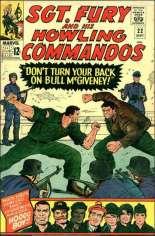 Sgt. Fury (1963-1981) #22