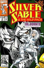 Silver Sable and the Wild Pack (1992-1995) #4