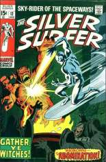 Silver Surfer (1968-1970) #12 Variant A