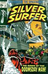 Silver Surfer (1968-1970) #13 Variant A