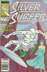 Silver Surfer (1987-1998) #2 Variant A: Newsstand Edition