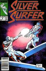 Silver Surfer (1987-1998) #14 Variant A: Newsstand Edition