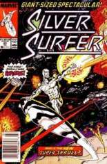 Silver Surfer (1987-1998) #25 Variant A: Newsstand Edition