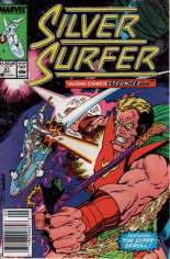 Silver Surfer (1987-1998) #27 Variant A: Newsstand Edition