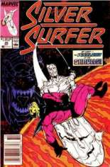 Silver Surfer (1987-1998) #28 Variant A: Newsstand Edition