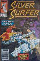 Silver Surfer (1987-1998) #29 Variant A: Newsstand Edition
