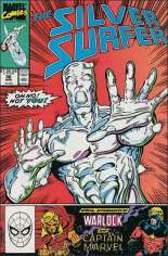 Silver Surfer (1987-1998) #36 Variant B: Direct Edition