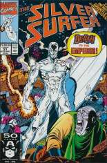 Silver Surfer (1987-1998) #53 Variant B: Direct Edition