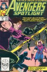 Avengers Spotlight (1989-1991) #24