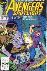 Avengers Spotlight (1989-1991) #30