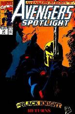 Avengers Spotlight (1989-1991) #39