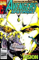Avengers Spotlight (1989-1991) #40