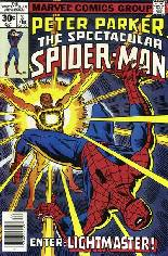 Spectacular Spider-Man (1976-1998) #3 Variant A