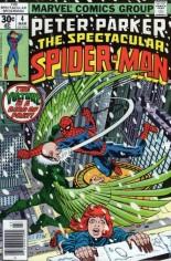 Spectacular Spider-Man (1976-1998) #4 Variant A