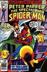 Spectacular Spider-Man (1976-1998) #17