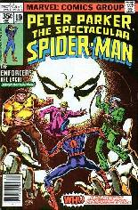 Spectacular Spider-Man (1976-1998) #19