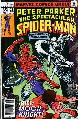 Spectacular Spider-Man (1976-1998) #22 Variant A