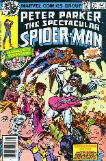 Spectacular Spider-Man (1976-1998) #24