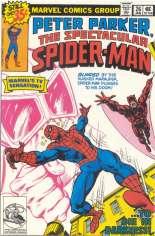 Spectacular Spider-Man (1976-1998) #26 Variant B: 1993 Marvel Vintage Pack Reprint