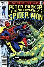 Spectacular Spider-Man (1976-1998) #31 Variant A: Newsstand Edition