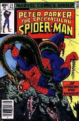 Spectacular Spider-Man (1976-1998) #33 Variant A: Newsstand Edition