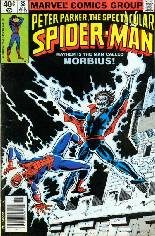 Spectacular Spider-Man (1976-1998) #38 Variant A: Newsstand Edition