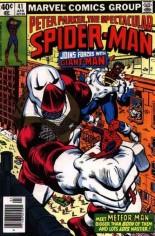 Spectacular Spider-Man (1976-1998) #41 Variant A: Newsstand Edition