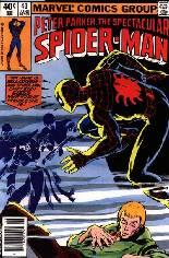 Spectacular Spider-Man (1976-1998) #43 Variant A: Newsstand Edition