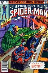 Spectacular Spider-Man (1976-1998) #45 Variant A: Newsstand Edition