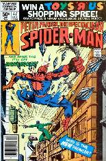 Spectacular Spider-Man (1976-1998) #47 Variant A: Newsstand Edition