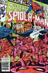 Spectacular Spider-Man (1976-1998) #69 Variant A: Newsstand Edition