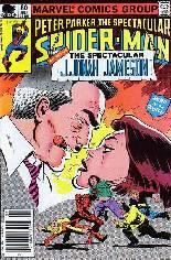 Spectacular Spider-Man (1976-1998) #80 Variant A: Newsstand Edition