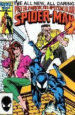 Spectacular Spider-Man (1976-1998) #121 Variant B: Direct Edition