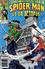 Spectacular Spider-Man (1976-1998) #124 Variant A: Newsstand Edition
