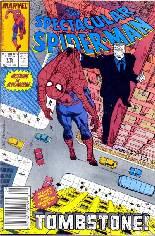 Spectacular Spider-Man (1976-1998) #142 Variant A: Newsstand Edition