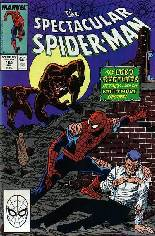 Spectacular Spider-Man (1976-1998) #152 Variant B: Direct Edition
