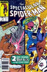 Spectacular Spider-Man (1976-1998) #153 Variant A: Newsstand Edition