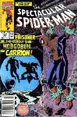 Spectacular Spider-Man (1976-1998) #163 Variant A: Newsstand Edition