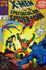 Spectacular Spider-Man (1976-1998) #198 Variant B: Direct Edition