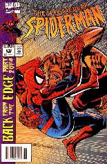 Spectacular Spider-Man (1976-1998) #218 Variant A: Newsstand Edition