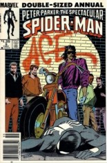 Spectacular Spider-Man (1976-1998) #Annual 5 Variant A: Newsstand Edition