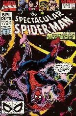 Spectacular Spider-Man (1976-1998) #Annual 10 Variant B: Direct Edition