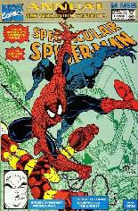 Spectacular Spider-Man (1976-1998) #Annual 11 Variant B: Direct Edition