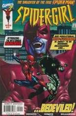 Spider-Girl (1998-2006) #2 Variant A: Darkdevil Cover