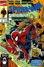 Spider-Man (1990-1998) #6 Variant B: Direct Edition