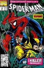 Spider-Man (1990-1998) #12 Variant B: Direct Edition