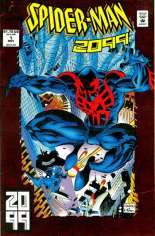 Spider-Man 2099 (1992-1996) #1 Variant A: Red Foil Cover