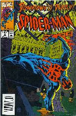 Spider-Man 2099 (1992-1996) #6 Variant A: Newsstand Edition