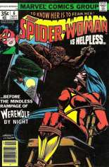 Spider-Woman (1978-1983) #6 Variant A
