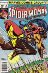 Spider-Woman (1978-1983) #8 Variant A